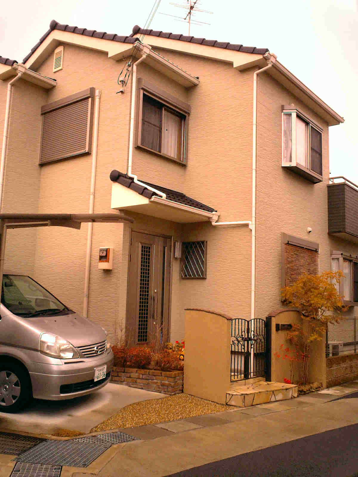 2009 memories relived in japan printing in korea for Japanese minimalist small house design